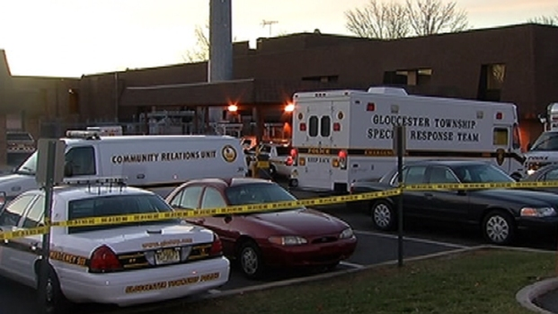 [PHI] 3 Gloucester Officers Shot, Gunman Dead