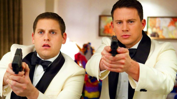 "[NBCAH] Jonah Hill and Channing Tatum Hit the Beat on ""21 Jump Street"""