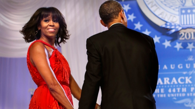50 Years of First Lady Inaugural Fashion