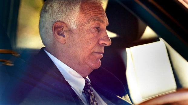 Photos: Jerry Sandusky Past and Present