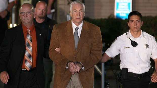 [PHI] Sandusky Showed No Emotion as Verdicts Were Read