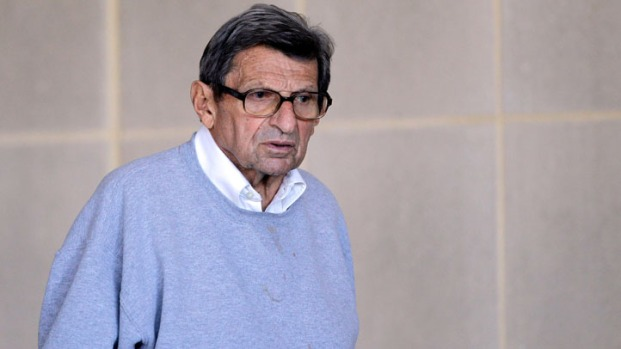[PHI] Paterno's Son: JoePa Is Not Stepping Down