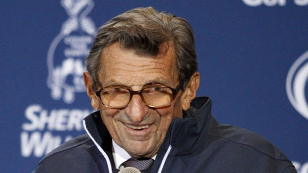 [PHI] Will Penn State Let JoePa Coach Until the End?