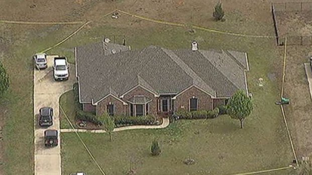 [DFW] Yellow Tape Still Surrounds Home of Kaufman County DA Mike McLelland