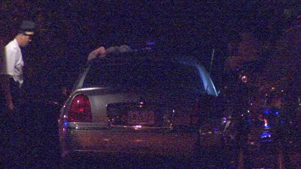 [PHI] Limo Driver Shot, Killed Inside Car