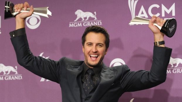 Luke Bryan Talks Big Win