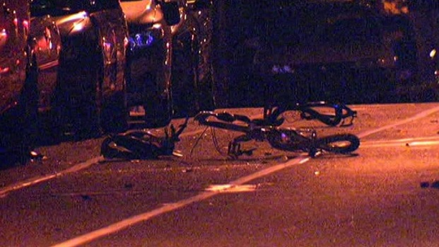 [PHI] Alleged DUI Driver Kills Bike Rider: Cops