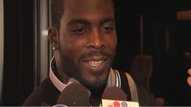 [PHI] Vick in Atlanta: I'm a Pro, I Know How to Handle This