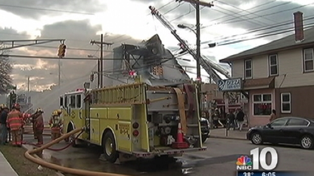 [PHI] 3-Alarm Fire Guts Millville, NJ Church