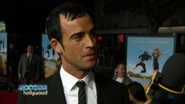 "[NBCAH] Justin Theroux: ""We Had A Blast"" On ""Wanderlust"""