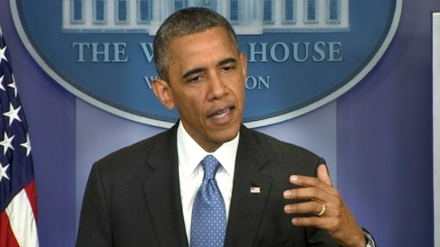 [NATL] WATCH: Obama Addresses Race, Trayvon Martin