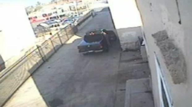 [DGO] Video Shows Manhunt Suspect Dorner in National City