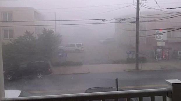 [PHI] Raw Video: Damaging Ocean City Storms
