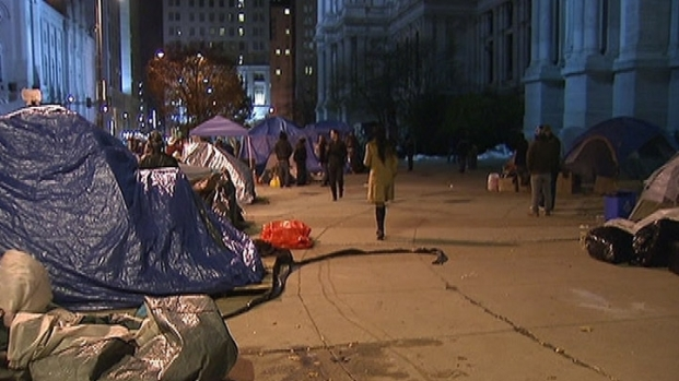 [PHI] Occupy Philly Leaves City Hall?