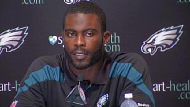 [PHI] Vick: I Absolutely Need to Win a Super Bowl
