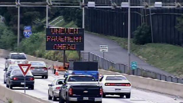 [PHI] Weekend Mess on I-76