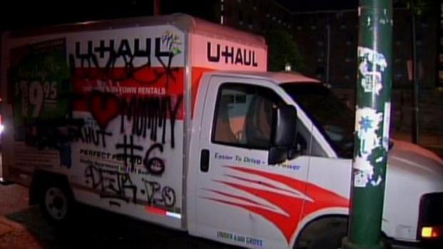 [PHI] Stolen Rental Trucks Cause Terror Concern