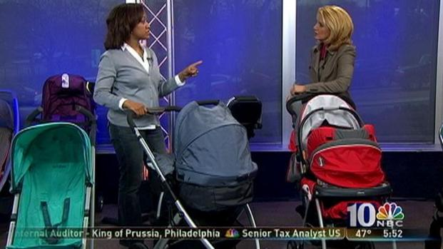 [PHI] Belly Button Boutique Mom's High-End Stroller Picks