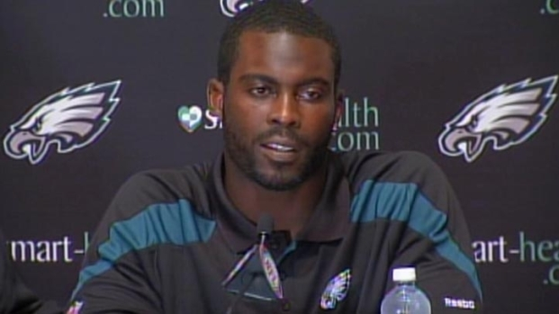 [PHI] Vick Never Thought He'd Get Another Big Contract