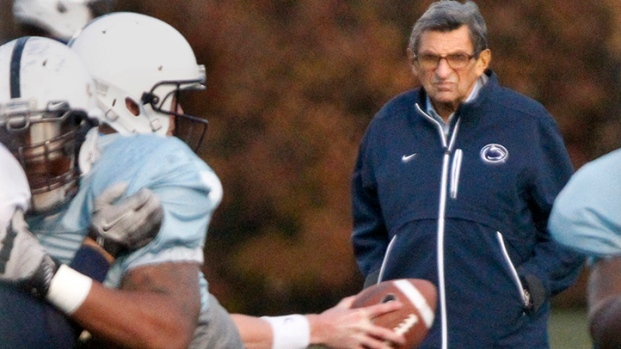 [PHI] Paterno, Spanier Out at Penn State