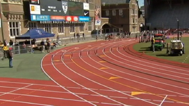[PHI] Extra Security at the Penn Relays