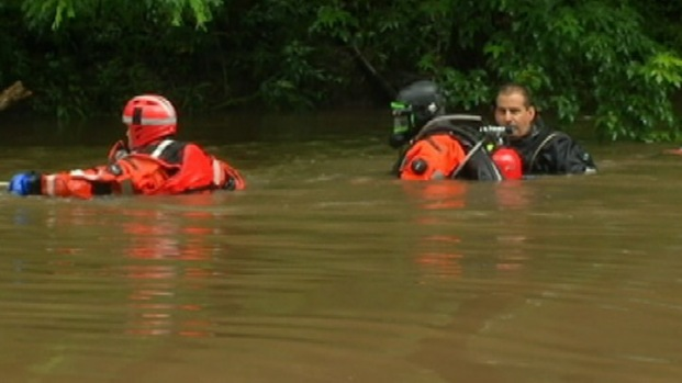 [PHI] Teen Swept Away In Pennypack Creek