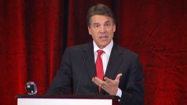 [DFW] Gov. Perry Focuses on Abortion