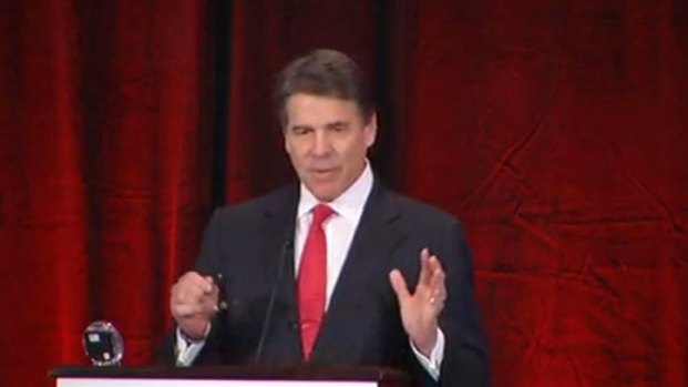 [DFW] Perry on Mob Rule During Filibuster