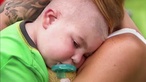 [AP] Dying Boy to Be Best Man at Parents' Wedding