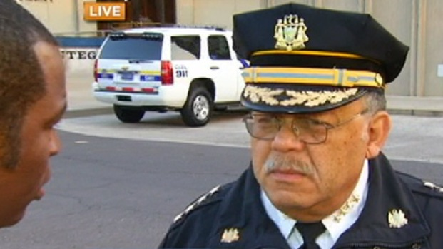 """[PHI] Commissioner Ramsey: Violence Is """"Just Crazy"""""""