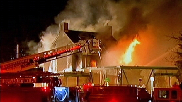 [PHI] Firefighters Hurt During Allentown Restaurant Fire