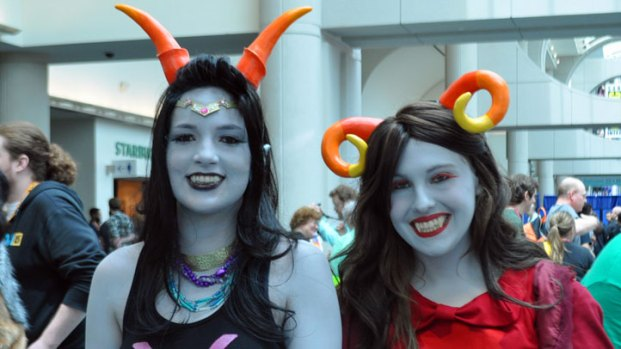 Best Costumes at Comic-Con 2012