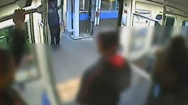 [PHI] Caught on Cam: SEPTA Subway Shooting After NBA Game