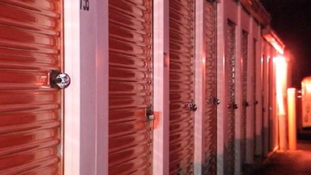 [PHI] Dozens of Storage Units Burglarized