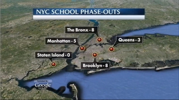 [NY] 24 NYC Schools Slated to be Phased Out