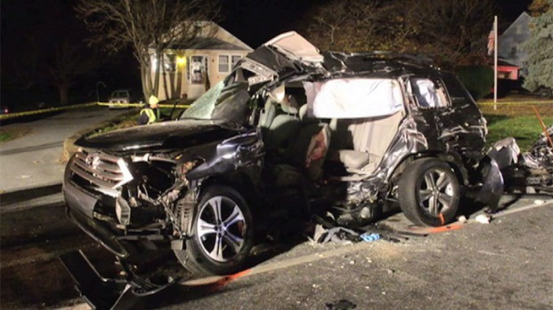 Route 41 Double Fatal Accident