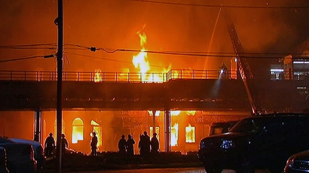 [PHI] Fire Destroys Northern Liberties Warehouse