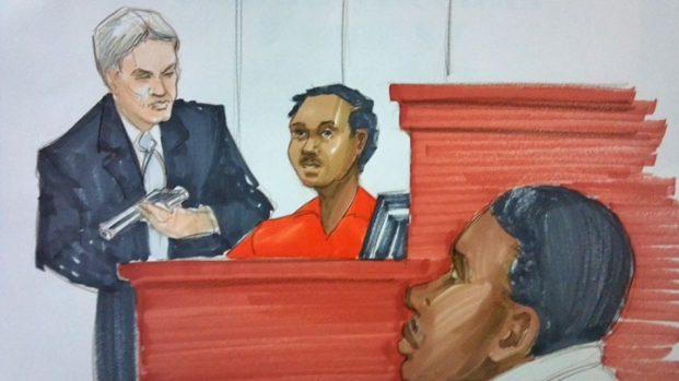 [CHI] Friend of Balfour's Testifies Against Him at Hudson Trial