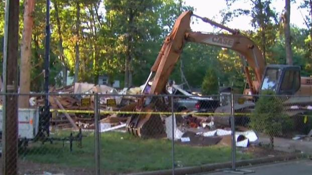 South Jersey Couple Killed in House Explosion