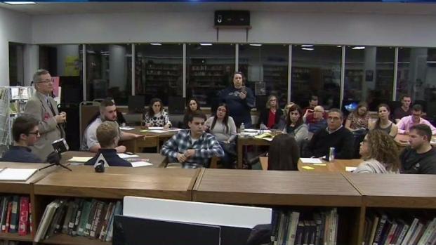 Cherry Hill Students Plan Walkout