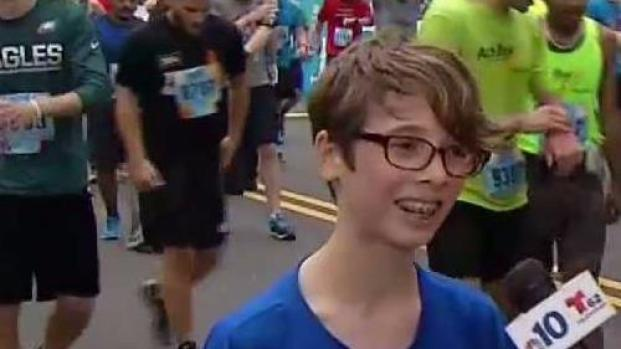 15-Year-Old Finishes Another Blue Cross Broad Street Run