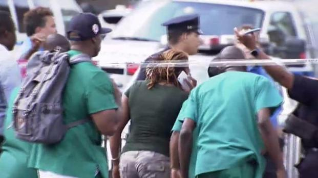 Stories of Survival in Shooting at Bronx Hospital