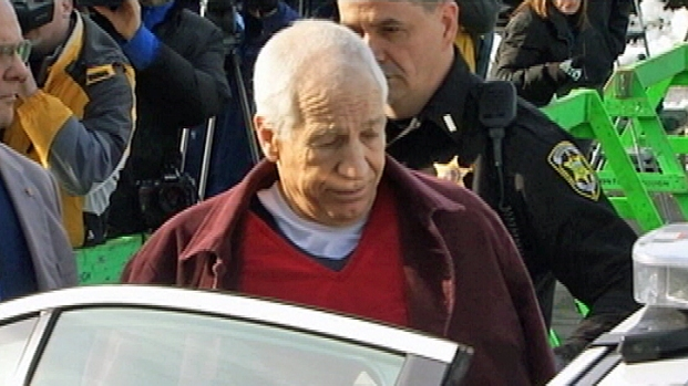 [PHI] Sandusky Returns to Bellefonte for Appeals Hearing