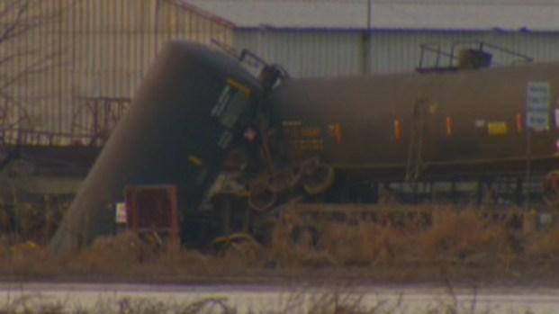 [PHI] NTSB Investigates Train Derailment