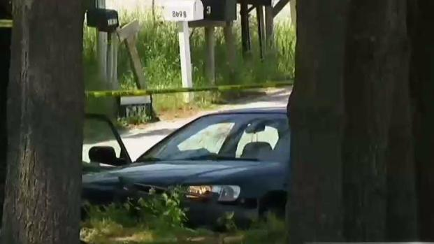 [PHI] Two People Found Shot to Death Inside Car