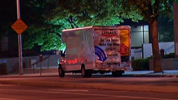 [PHI] Bomb Squad Called in for Suspicious Truck