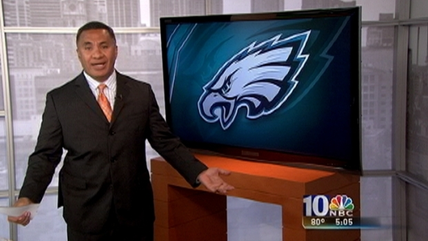[PHI] Vai Sikahema: What's Wrong With the Eagles