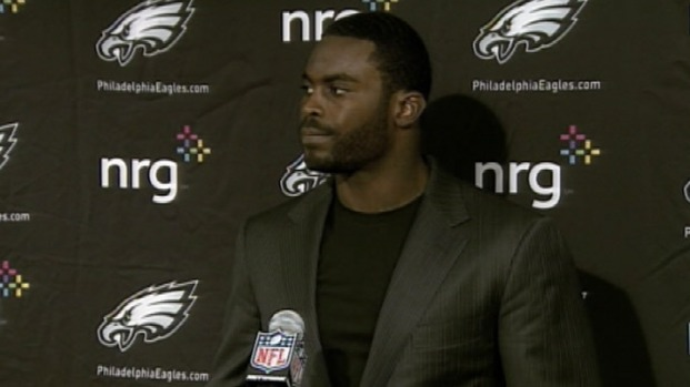 [PHI] Vick: We Have to Play Better