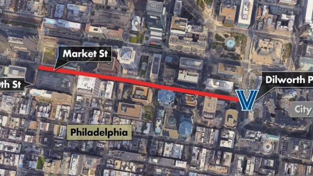 Villanova Victory Parade Plan & How to Get There