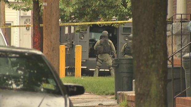 [PHI] Neighborhood Reacts to Trenton Hostage Situation